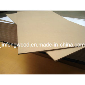 Home Furniture MDF 1220*2440mm Melamine MDF Board pictures & photos