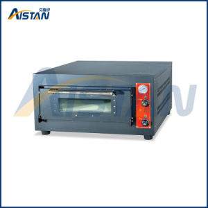 Bsd-101 Stainless Steel 1 Deck -1 Stone Electric Pizza Oven for Bakery Equipment pictures & photos