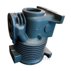 Cast Steel Body Compressor Part by Precision Cast pictures & photos