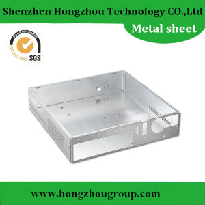 Custom Stainless Steel Sheet Metal Fabrication Auto Parts pictures & photos