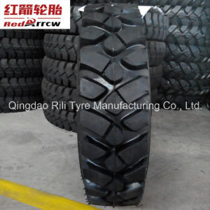 Front Wheel (650-16) Nylon Tyre for Agricultural Tractor pictures & photos