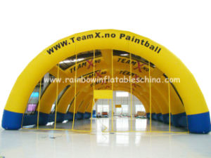 Hot Sale Graint Inflatable Tent, Inflatable Outdoor Tent, Paintball Tent pictures & photos