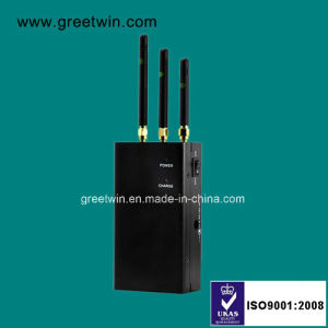 WiFi Bluetooth Jammer /Wireless Camera Jammer /Mobile Phone Jammer (GW-JN3) pictures & photos