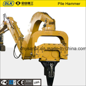 Vibro Pile Hammer for 20-30 Tons Excavator pictures & photos