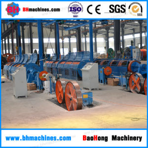 Tubular Steel Wire Ropes Stranding Machine for 6 * 19 pictures & photos