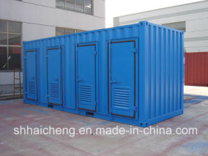 Container Toilet (SHS-mc-healthcare/medical001) pictures & photos