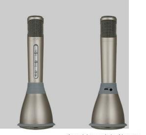 Wholesale Orginal Tuxun Wireless Bluetooth Handheld Microphone K068 for Summer Outdoor Party Karaoke pictures & photos