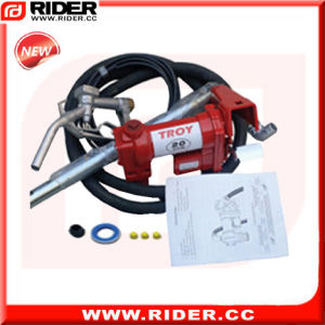 Lower Price 24V Electric Fuel Transfer Pump Set pictures & photos