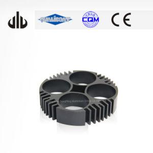 Aluminium 6060 Alloy Extrusion CNC Machining Precision Aluminium Products