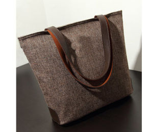 Supply Jute Tote Bag, Offering OEM/ODM (M0097) pictures & photos