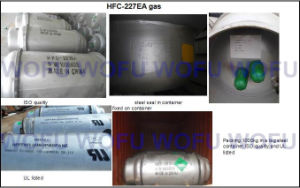 Hfc-227ea Gas ISO Quality and UL Listed pictures & photos