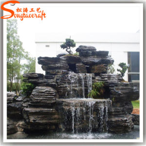 Cheap High Quality Fake Plastic Artificial Mini Decoration Rockery pictures & photos