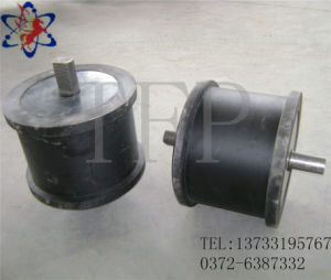 Heavy Loading Nylon Roller Used for Inclined Shaft Steel Rope-Supporting Roller pictures & photos