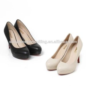 Inspection Service of High Heel Ladies Shoes pictures & photos