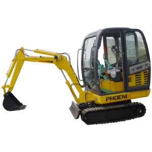 Yanmar Engine Mini Excavator CE Certificate Similar Bobcat Excavator with Two Year Warranty pictures & photos