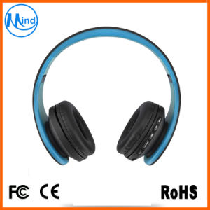 4 in 1 Bluetooth Stereo wireless Headphone MP3 Player/FM Stereo Radio/Wired Headphone pictures & photos