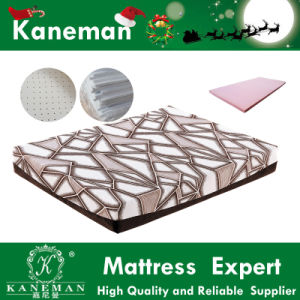 Natural Latex & Gel Memory Foam Mattress, 10inch Thickness pictures & photos