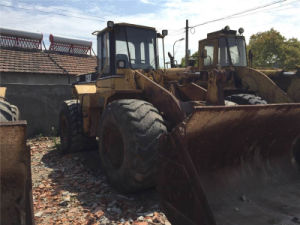 Used Cat 966f, Caterpillar Wheel Loader 966f Japan Machine pictures & photos