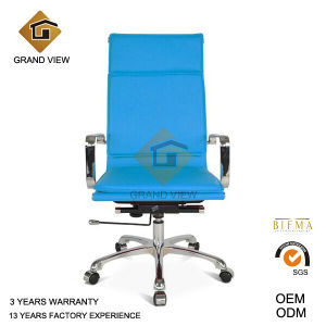 Leather Office Swivel Chair (GV-OC-H305) pictures & photos