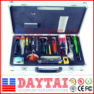 Standard Package Fiber Optic Cable Tool Kit Box pictures & photos