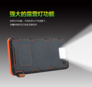 Best Design Solar Mobile Phone Power Charger Bank pictures & photos