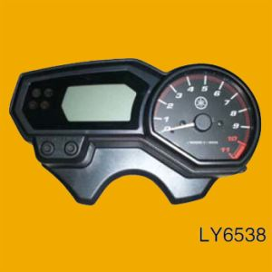 Hot Selling Motorbike Speedometer, Motorcycle Speedometer for Ly6538 pictures & photos