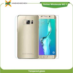 Clear Japanese Tempered Glass Screen Protector for Samsung S6 Edge pictures & photos