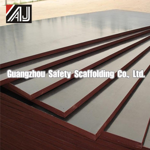 Water-Proof Film Faced Marine Plywood, Guangzhou Factory pictures & photos