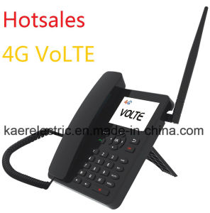 WiFi Hotspot 4G Android Volte Desktop Phone pictures & photos