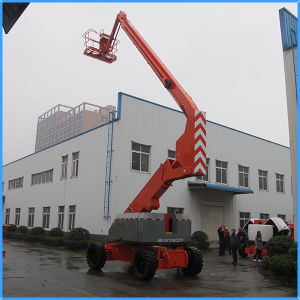 CE/GOST Approved Cherry Picker Lifts for Sale