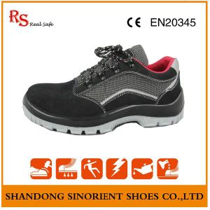Stylish Steel Toe Ladies Safety Shoes RS002 pictures & photos