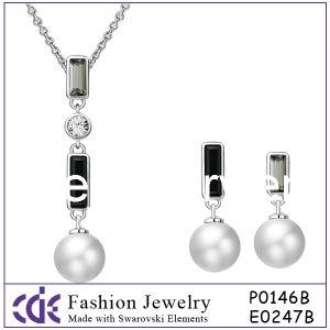 Fashion Jewelry Set Crystal 2012 P0146b E0247b