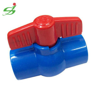 New Material UPVC Ball Valve pictures & photos