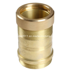CNC Precision Brass Milling Part, Brass Milling Valve pictures & photos