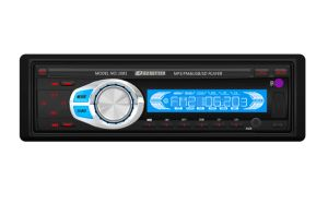 Car MP3 Player with Aux/EQ Function (GBT-1081)