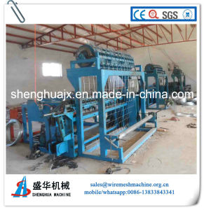 Hot Sales Grassland Fence Netting Weaving Machine pictures & photos