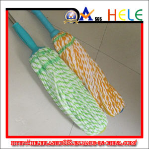 Twist Mop with Micofiber Cloth (HL3201) pictures & photos