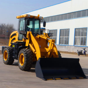 2.0ton Front End Wheel Loader pictures & photos