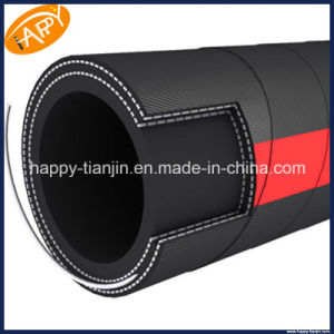 High Pressure Flexible Rubber Water Suction & Discharge Hose/ Water S&D Hose Pipe pictures & photos