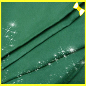 Elastic Twill Fabric of Uniform (320-085)