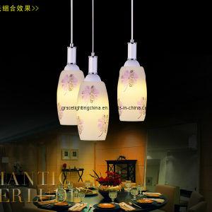 Four Leaf Clover Glass Vase Pendant Lamp (GD-1030-1) pictures & photos