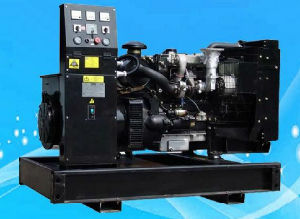 Volvo Diesel Generator Set (BVX410) pictures & photos