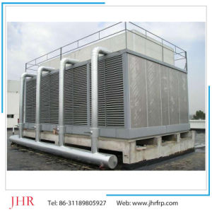 FRP Fiberglass Industry Cross Flow Cooling Tower pictures & photos