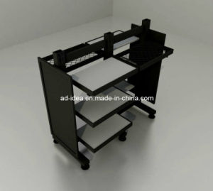 Garment Display Stand/Pop Floor/Wood Display Unit (GARMENT-1123) pictures & photos