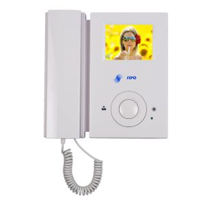 3.5 Inch Color Video Door Monitor With Multi Functions