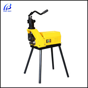 2014 High Quality Electric Hydraulic Pipe Groover Machine (YG6C) pictures & photos