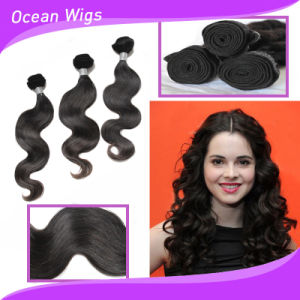 Human Body Wave Hair Extension (W-067b) pictures & photos