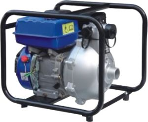 2 Inch Pressure Water Pump with Gasoline Engine pictures & photos