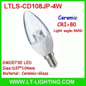 New LED Candle Light 4W (LTLS-CD108JP-4W)