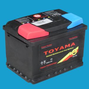 12V55ah Good Quality Maintenance Free Car Battery pictures & photos